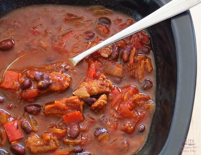 sriracha chili crockpot
