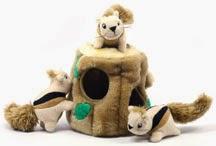 Kyjen Hide-a-Squirrel Puzzle Toy