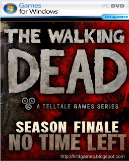 The Walking Dead Episode 5 No Time Left - PC