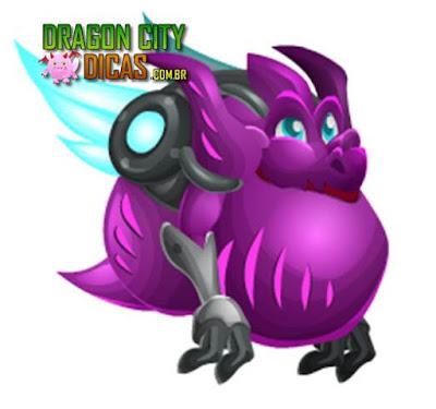 Dragão Careta