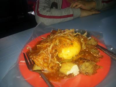 tempat makan pilihan di taiping