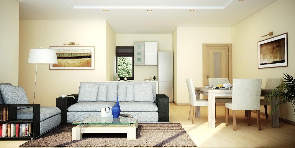 Interiores casa impresionantes renders interiores de casas - Disenadores de casas interiores ...