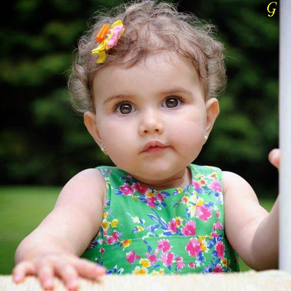 Cute Babies Girls Smile Pictures