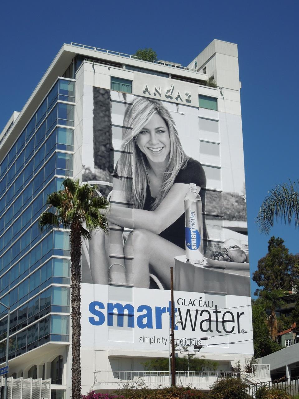 Smart Water Tumblr Jennifer Aniston Smart Water