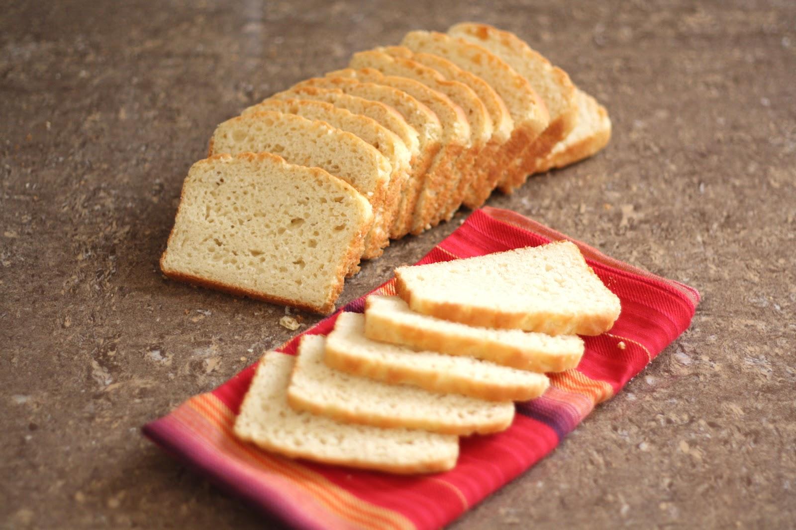 Barefeet In The Kitchen: Tender High Rising Gluten Free Sandwich Bread