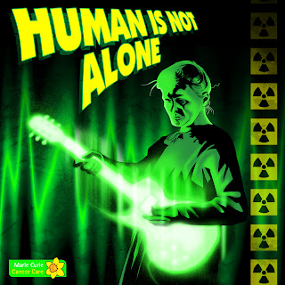 Robbie Cooper releases Human Is Not Alone in aid of Marie Curie Cancer Care