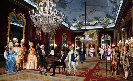 el villano arrinconado, humor, chistes, reir, satira, Felipe VI, discurso real