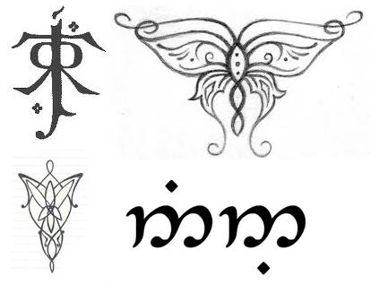 Arwen Evenstar Tattoo The Evenstar Which Arwen