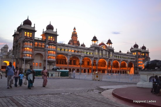 Mysore Palace Amba Vilas
