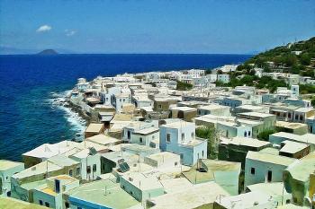 Vistas de Mandraki - Kos - Islas Griegas