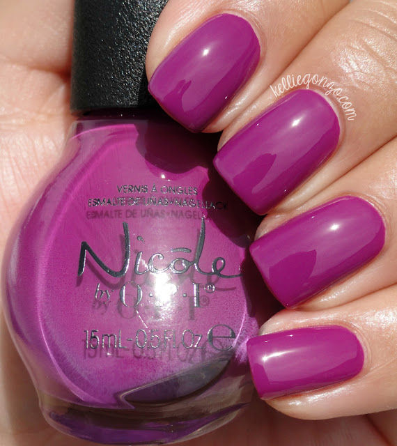 Nicole by OPI In Grape Demand