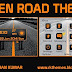 Open Road HD Theme For Nokia  c3-00,x2-01,asha200,201,205,210,302 320*240 Devices.