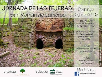 5 de julio: Jornadas de las tejeras en San Román de Cameros