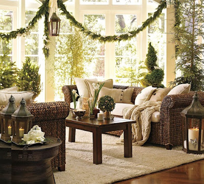 decorar casa navidad