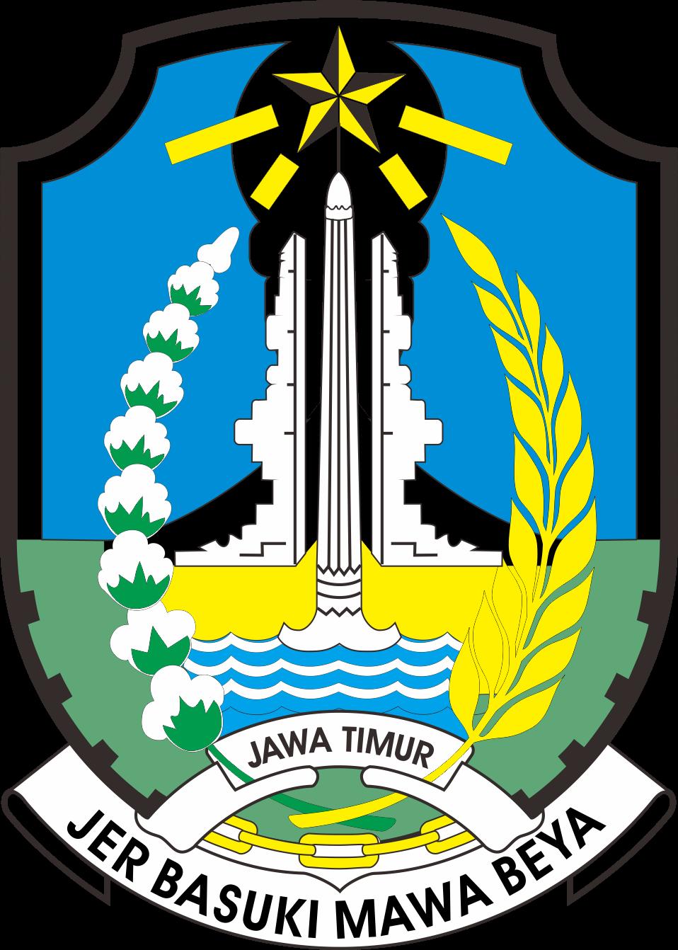 logo provinsi jawa timur ardi la madis blog