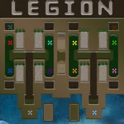 download Map Legion TD MEGA terbaru