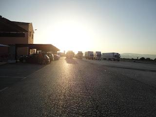 viaje en coche a Almería