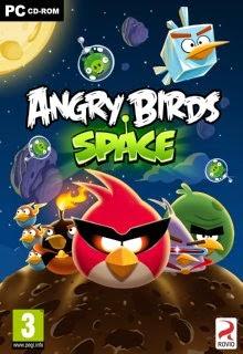 Angrey Birds 4: Space Cover Art