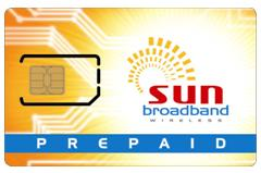 Sun Broadband Unlimited Internet