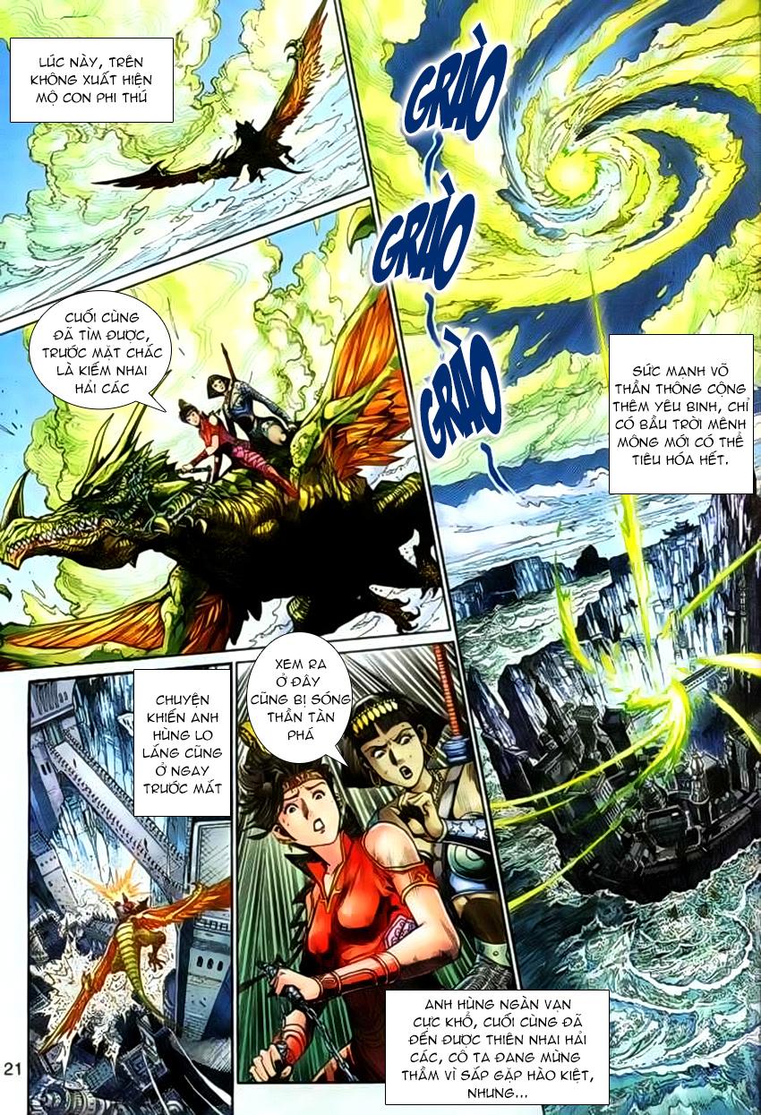 Thần binh huyền kỳ 3 - 3.5 Chapter 60 - Hamtruyen.vn