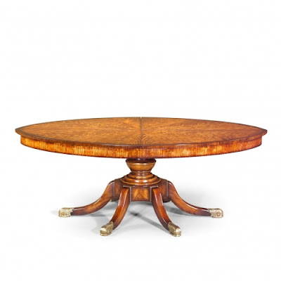 southgate residential expandable round dining tables