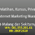 Privat Internet Marketing Murah di Malang Raya