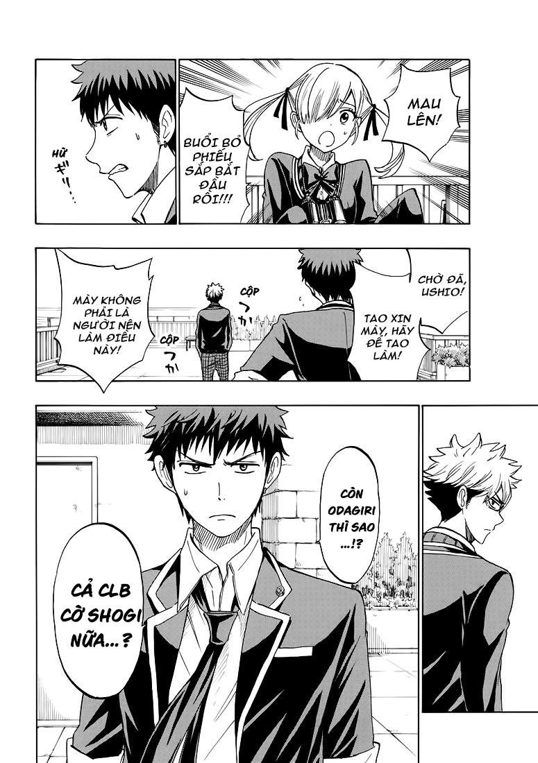 Yamada-kun to 7-nin no majo chap 172 page 5 - IZTruyenTranh.com