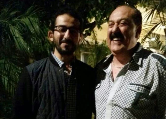 بالصور.. أول ظهور لأحمد حلمي بعد عملية استئصال ورم سرطاني.