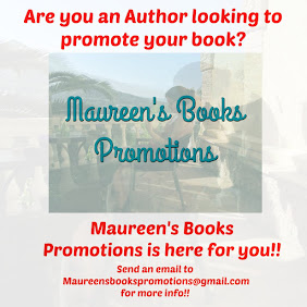 New: Maureen's Books Promotions!!!