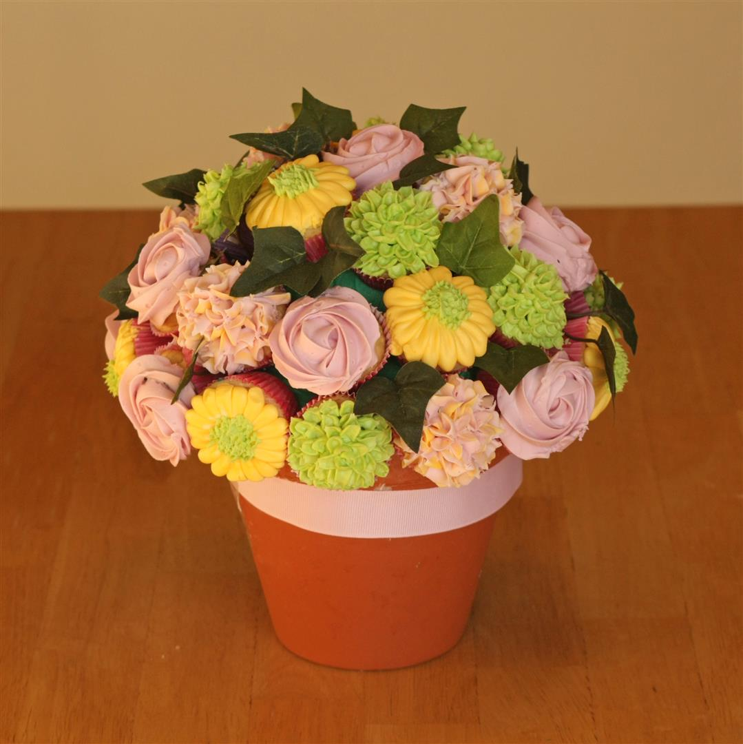 Patty cakes bakery cupcake bouquet izmirmasajfo