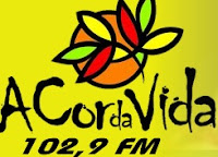 ouvir a Rádio A Cor da Vida FM 102,9 ao vivo e online Vila Velha - ES