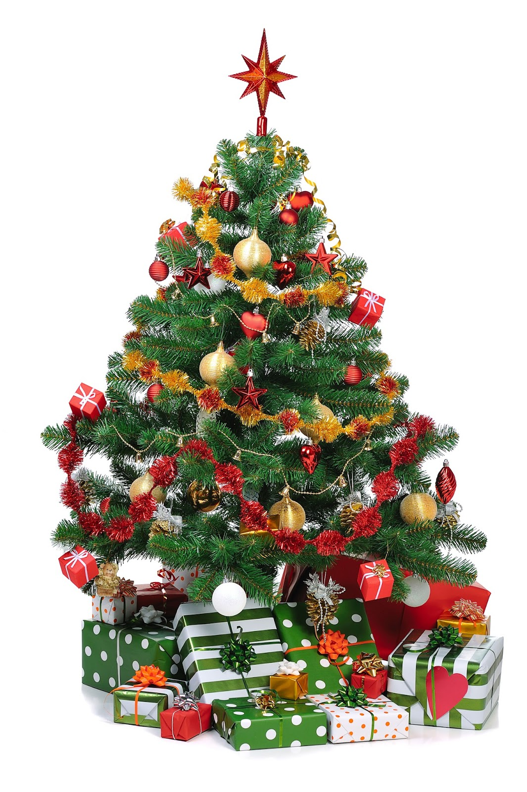 Geograf a e historia ies vega del t der el rbol de navidad - Arboles navidad decorados ...