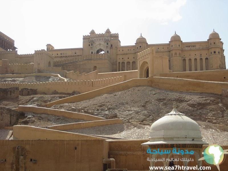 قلعة أمبير في جايبور
