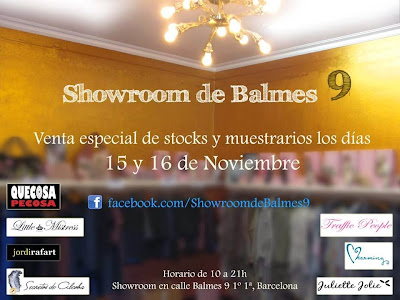 Showroom de Balmes 9