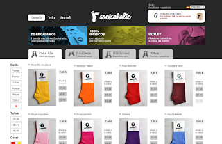 Tienda de calcetines online
