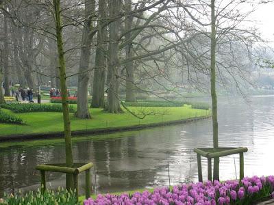حديقة كيوكينهوف Keukenhof أكبر و أجمل حديقة أزهار في العالم. 4