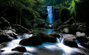 #28 Waterfall Wallpaper