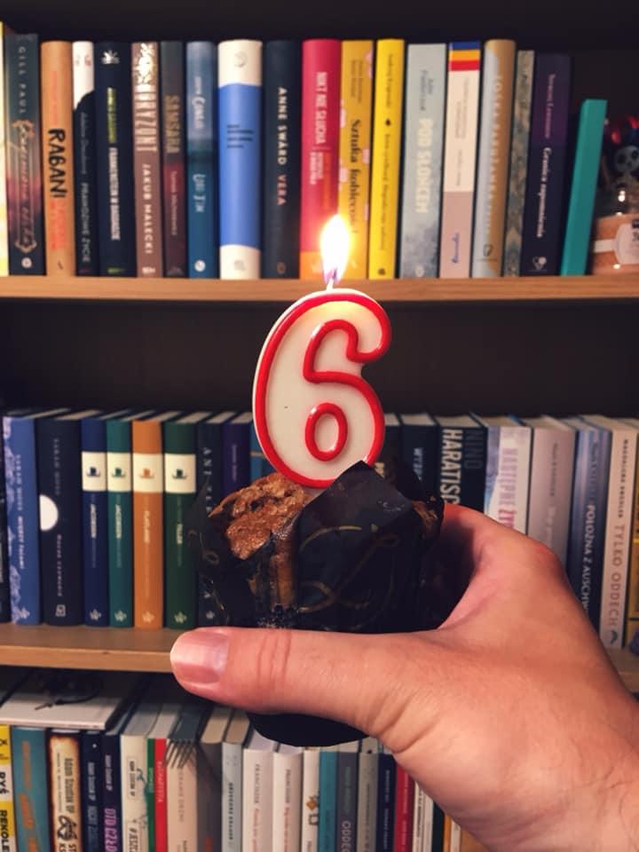 6 lat bloga - spacerujemy razem :)