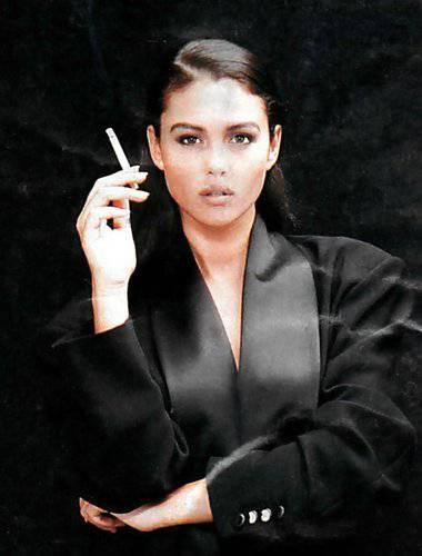 Ash Rine Monica Bellucci