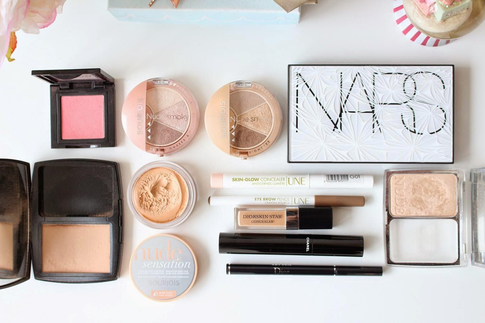 Makeup snapshot