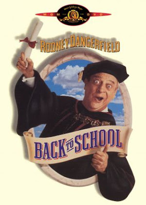 Back To School: A Rodney Dangerfield Cult classic!!