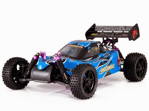 Redcat Racing Shockwave Nitro Buggy RC