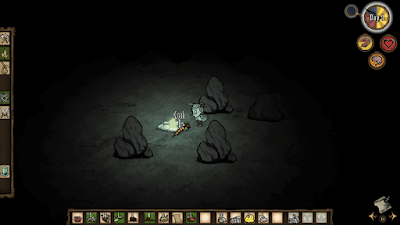 Don't Starve nigh time darkness wendy