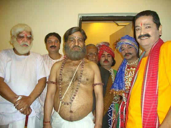 मैथिली नाटक 'मिथिलाक अभिशाप' केर होयत मंचन