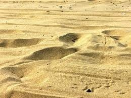tekstur Pasir (Sandy)