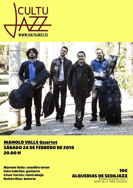 Manolo Valls Quartet