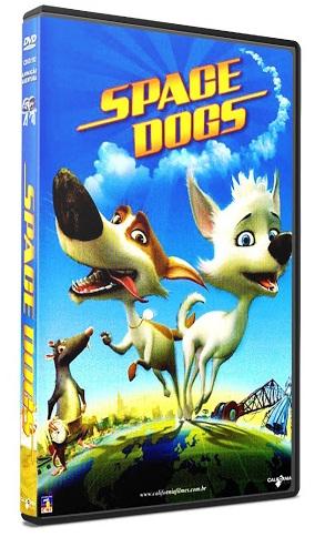 Space Dogs DVDRip Latino