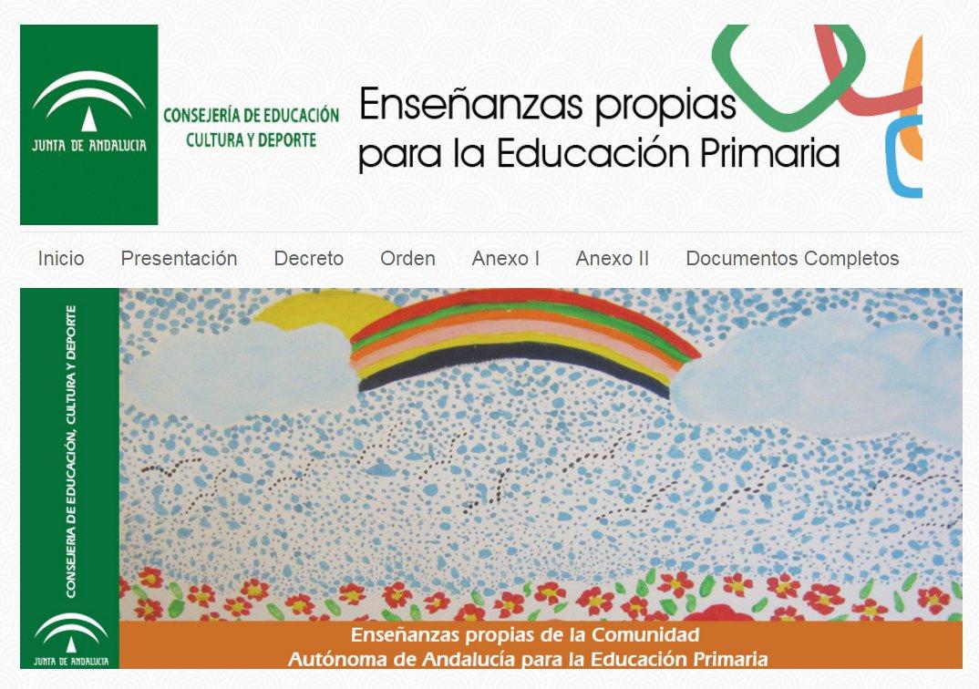 ENSEÑANZAS PROPIAS PARA LA EDUCACIÓN PRIMARIA. OBJETIVOS, CONTENIDOS Y CRITERIOS DE EVALUACIÓN.