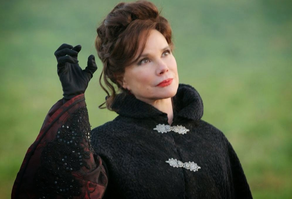Once Upon a Time - Season 4B - Barbara Hershey Returning as Cora