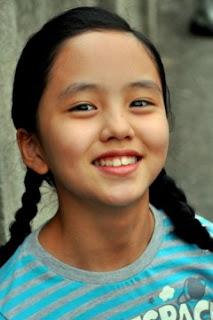 Kim So Hyun Kecil